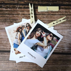 """В стиле """"Polaroid"""""""